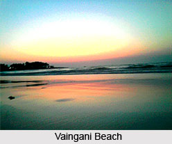 Vaingani Beach, Maharashtra