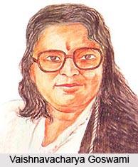 Vaishnavacharya Goswami, Indian Saint