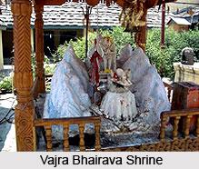 Vajra Bhairava Shrine, Spituk, Leh, Jammu & Kashmir