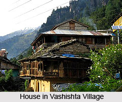 Vashishta Village, Himachal Pradesh