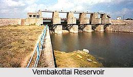 Vembakottai Reservoir, Tamil Nadu