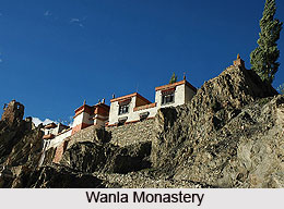 Wanla Monastery, Ladakh, Jammu and Kashmir