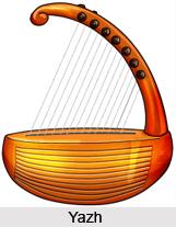 Yazh, Ancient Musical Instrument