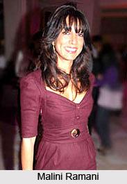 Malini Ramani, Indian Fashion Designers