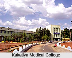 Kakatiya Medical College, Warangal, Telangana