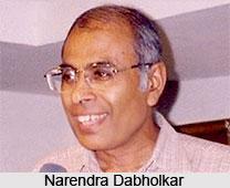 Narendra Dabholkar, Indian Social Activist