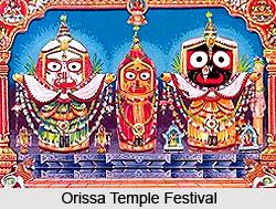 Orissa Temple Festivals