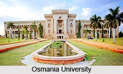 Osmania University, Hyderabad, Telangana
