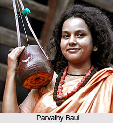 Parvathy Baul, Baul Singer