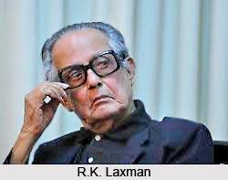 R. K. Laxman, Indian Cartoonist