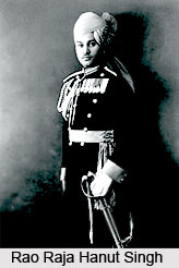 Rao Raja Hanut Singh, Indian Athlete