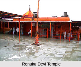 Renuka Devi Temple, Mahur