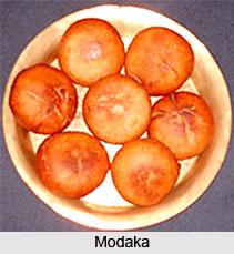 Modaka, Oriya Recipe