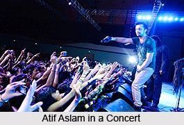 Atif Aslam, Bollywood Singer