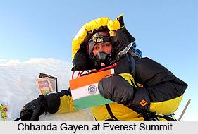 Chhanda Gayen, Indian Athlete