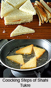 Shahi Tukre, Indian Sweet