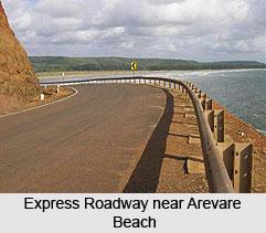 Arevare Beach, Maharashtra