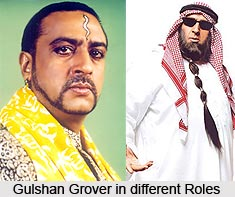 Gulshan Grover, Indian Movie Actor