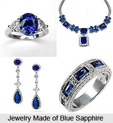 Blue Sapphire, Gemstone for Saturn