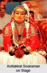 Kottakkal Sivaraman, Indian Dancer