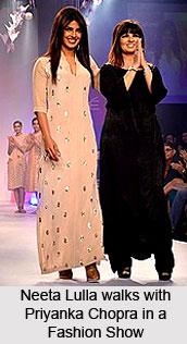 Neeta Lulla, Indian Fashion Designer
