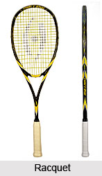 Equipments of Squash