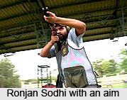 Ronjan Sodhi, Indian Athlete