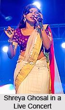 Shreya Ghoshal, Indian Singer