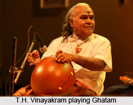 Ghatam, Indian Musical Instrument