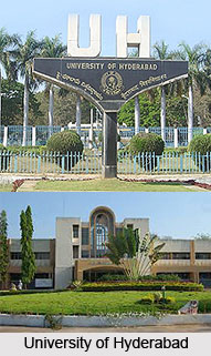 University of Hyderabad, Hyderabad, Telangana