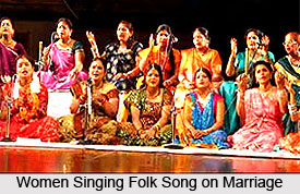 Folk Songs on Marriage