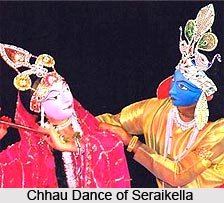 Themes in Chhau Dance