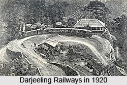 History of Darjeeling, Darjeeling District
