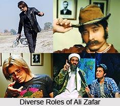 Ali Zafar, Bollywood Personality