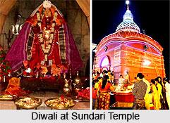Tripura Temple Festivals