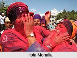 Punjab Temple Festivals