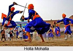 Sikh Festivals