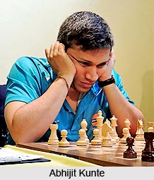 Abhijit Kunte, Indian Chess Player