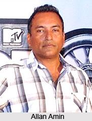 Allan Amin, Indian Stunt Director