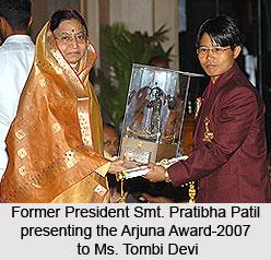 Arjuna Awardees in Judo