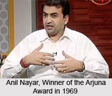 Arjuna Awardees in Squash