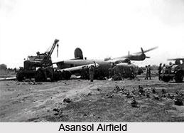 Asansol Airfield