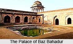 Baz Bahadur's Palace, Mandu, Madhya Pradesh