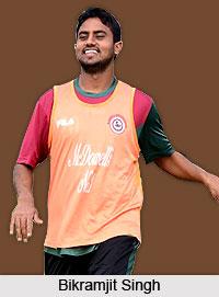 Bikramjit Singh, Indian Football Player