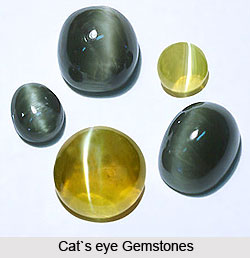 Cat's eye, Gemstone of Ketu
