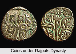 Delhi Coinage under Rajputs