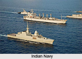 Development of Indian Navy