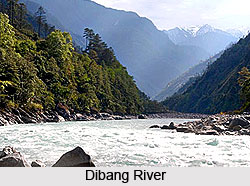 Dibang River, Indian River