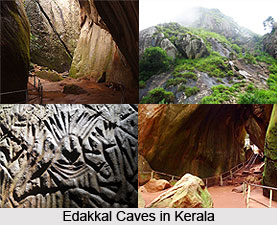 Edakkal Caves in Kerala
