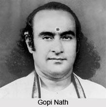 Gopi Nath, Kathakali Dancer